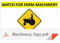 Farm Safety Signs   NYS Migrant Education